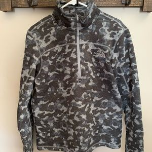 NEW North Face Camo Jacket - Small